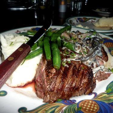 My lovely Hanger Steak
