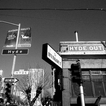 Hyde Hyde Hyde Hyde