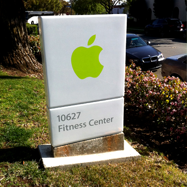 Apple Fitness Center