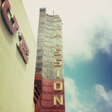 Old Mission Theatre