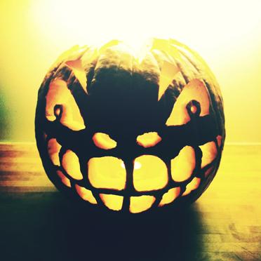 Pedro the pumpkin