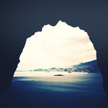 Beach caves